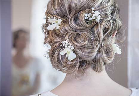 Bridal beauty featured