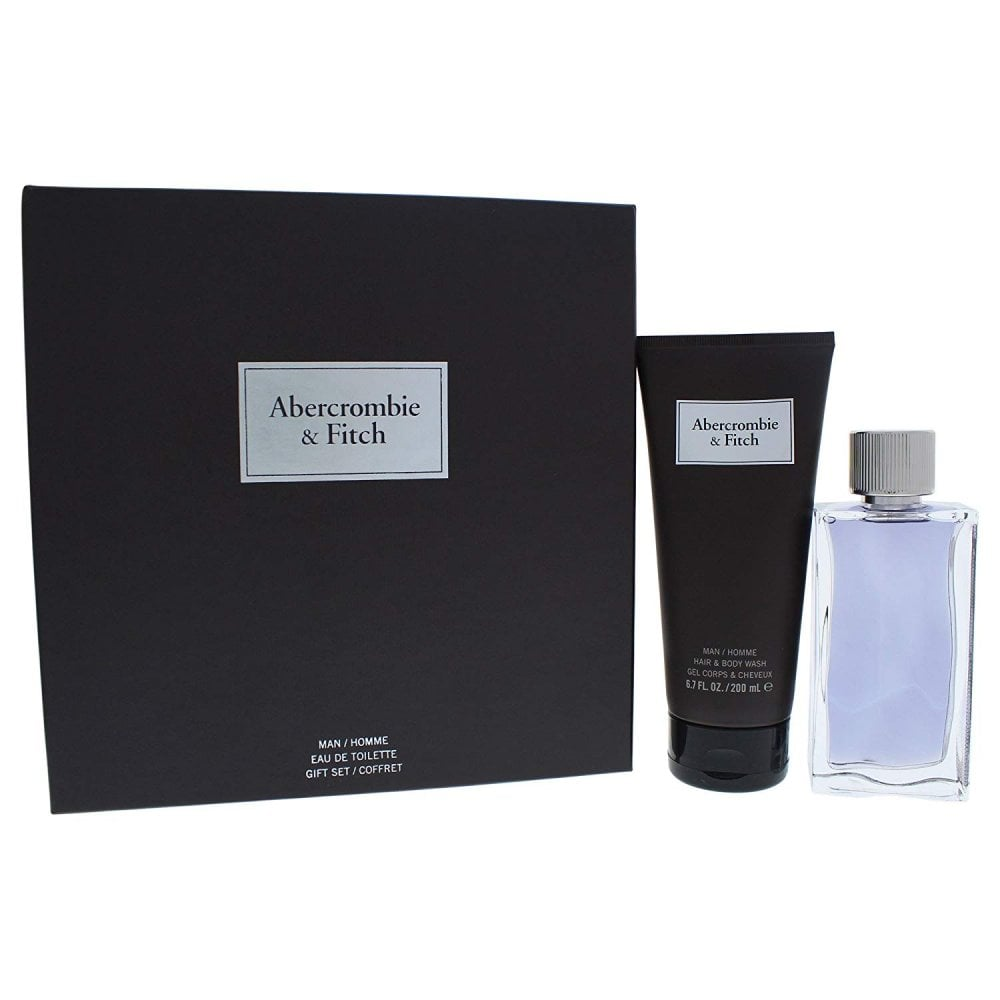 a48f23af2 Abercrombie   Fitch NO STOCK First Instinct For Men Gift Set - 100ml EDT    200ml Body Wash