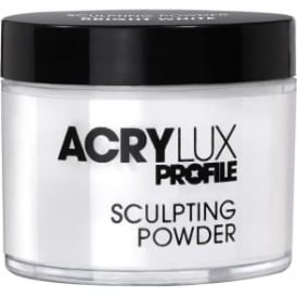 Acrylux Sculpting Powder - Bright White