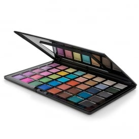 High Pigment Eyeshadow Palette 40 Satin