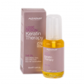 Lisse Design Keratin Therapy Nourishing Oil
