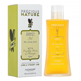 precious nature long straight hair Oil