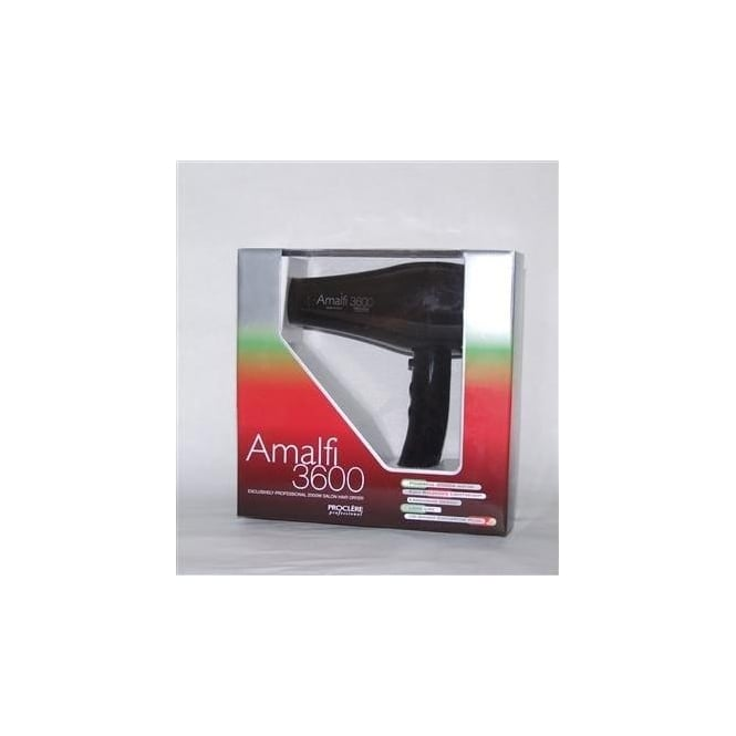 Amalfi 3600 Proclere Hair Dryer Black