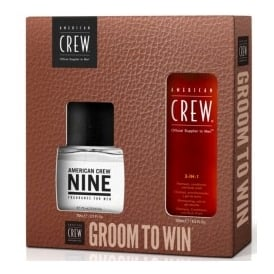 Groom To Win Fragrance Xmas Pack