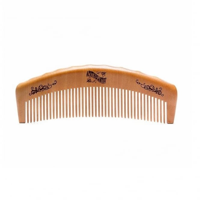 Apothecary 87 The ManClub Barber Comb Bamboo