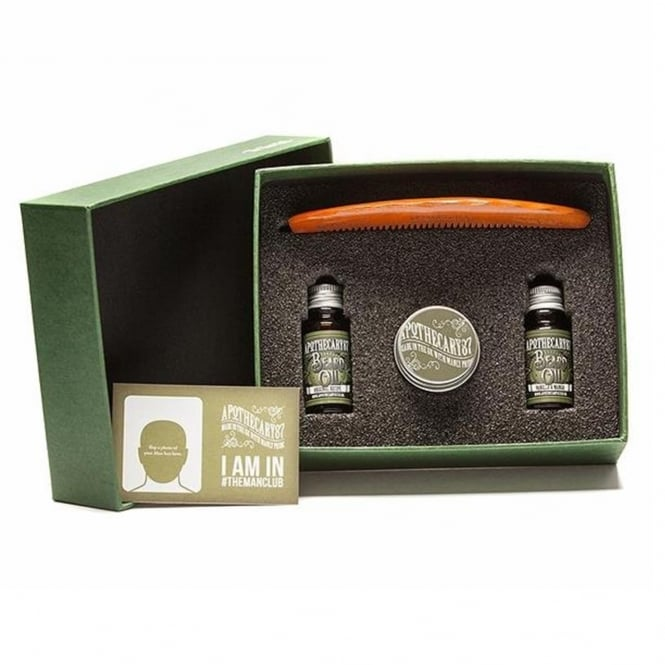 Apothecary 87 The ManClub Gift Box