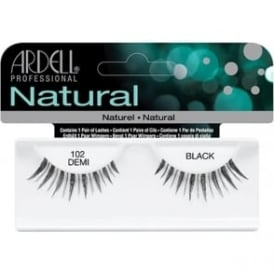 Ardell Fashion Lashes - 102 Demi Black