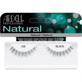Ardell Fashion Lashes - 108 Black