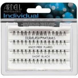 Ardell Individual Eyelashes Knotfree Flares Short Black