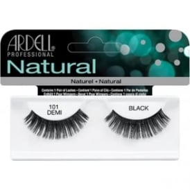 Natural Demi Lashes Black 101