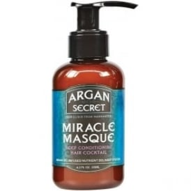 Argan Secret Miracle Masque Deep Conditioning Hair Cocktail