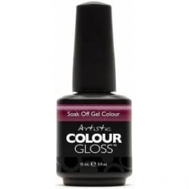 Colour Gloss Soak ­Off Gel Polish - Crazed