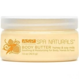 Asp Spa Milk & Honey Mini Body Butter