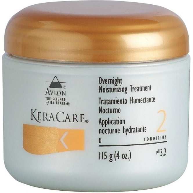 Avlon Keracare DISCONTINUED KeraCare Overnight Moisturizing Treatment