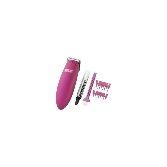 Babyliss Pro Forfex Palm Trimmer Pink FX44P