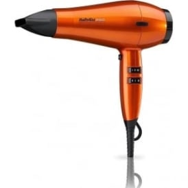 Babyliss PRO Limited Edition Spectrum Hairdryer - Orange