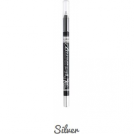Barry M Bold Waterproof Eyeliner Silver