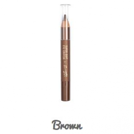 DISCONTINUED Barry M Super Soft Eye Crayon Brown