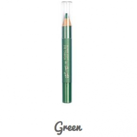 DISCONTINUED Barry M Super Soft Eye Crayon Green