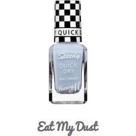 Barry M Speedy Quick Dry Nail Paint Eat My Dust