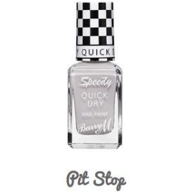 Barry M Speedy Quick Dry Nail Paint Pit Stop