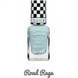 Barry M Speedy Quick Dry Nail Paint Road Rage