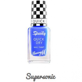 Barry M Speedy Quick Dry Nail Paint Supersonic