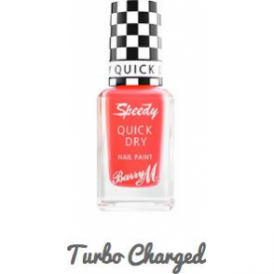 Barry M Speedy Quick Dry Nail Paint Turbo Charged