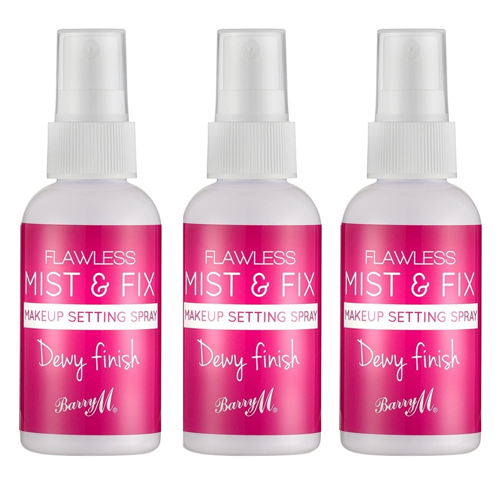 Matte Makeup Setting Spray by Barry M #4