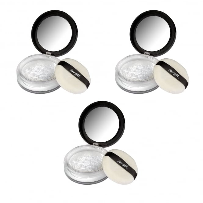 Barry M X 3 Ready Set Smooth Loose Powder