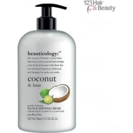 Beauticology Coconut & Lime Bath and Shower Creme