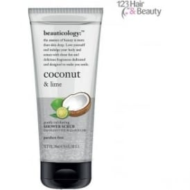 Beauticology Coconut & Lime Shower Scrub