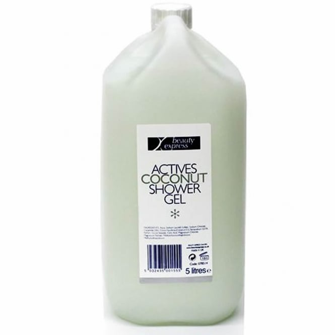 Beauty Express Coconut Shower Gel 5 Litres