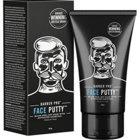 Face Putty Black Peel-Off Mask 90g tube