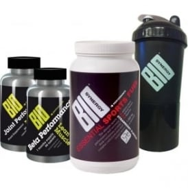 Bio-Synergy Endurance & Recovery Stack