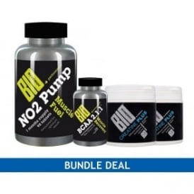 Bio-Synergy Muscle Pump Stack