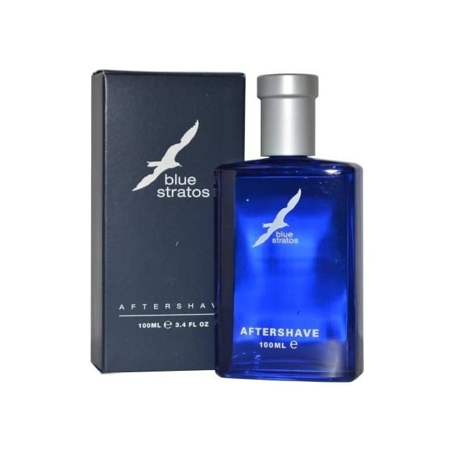 Blue Stratos Aftershave Lotion