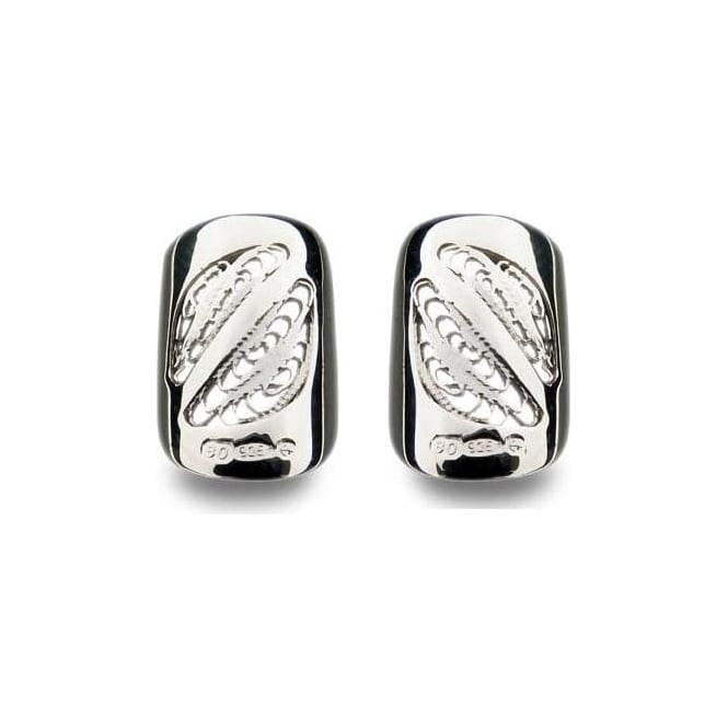 Bohem NO STOCK Silver Dew Nails - Pair