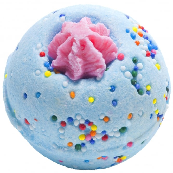 Bomb Cosmetics Blueberry Sundae Bath Creamer