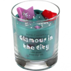 Bomb Cosmetics Glamour in the City Candle