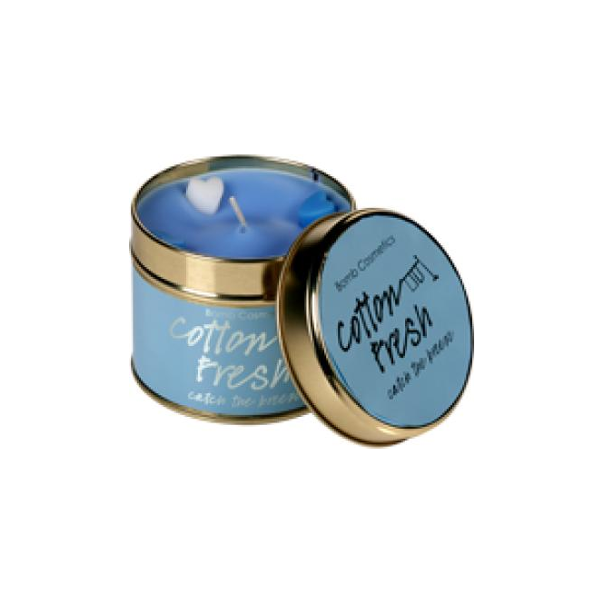 Bomb Cosmetics Cotton Fresh Candle