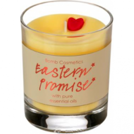 Bomb Cosmetics Eastern Promise Glass Candle