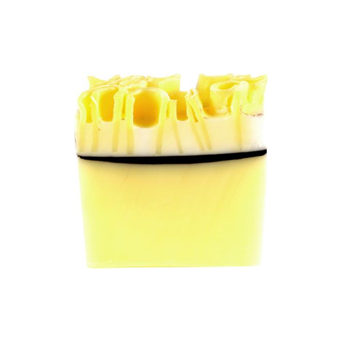 Bomb Cosmetics Lemon Meringue Soap 125g