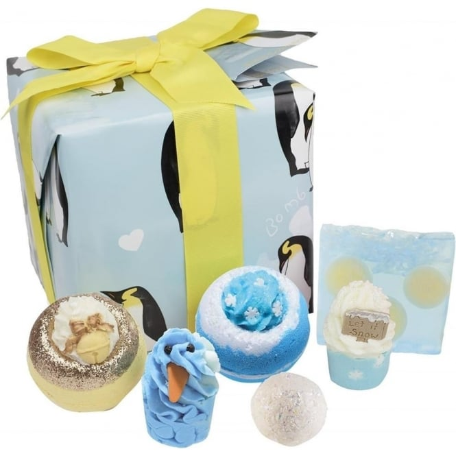 Bomb Cosmetics Penguin Party Gift Pack