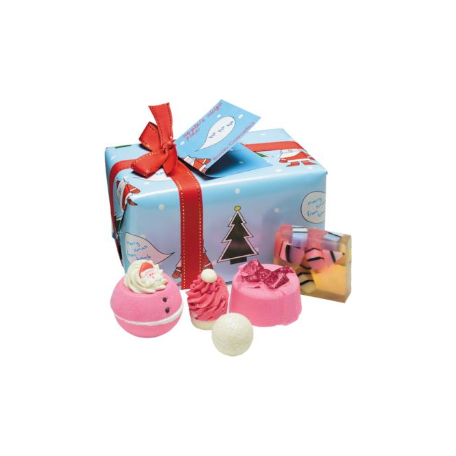 Bomb Cosmetics Santa's Sleigh Ride Gift Pack