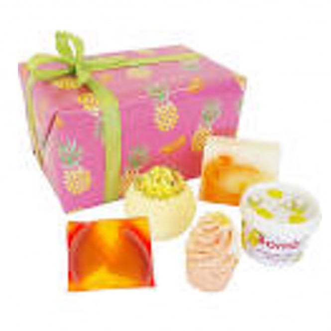 Bomb Cosmetics Totally Tropical Gift Set