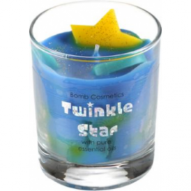 Bomb Cosmetics Twinkle Star Candle