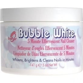Bubble White Five Minute Effervescent Nail Cleanser