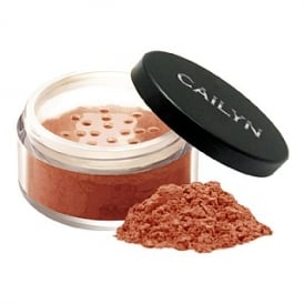 Deluxe Mineral Blush Powder Cinnamon