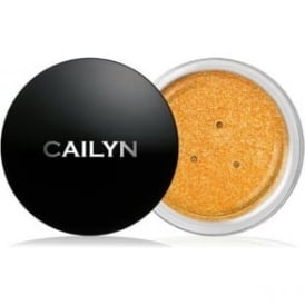 Mineral Eye Shadow Powder - Dark Yellow